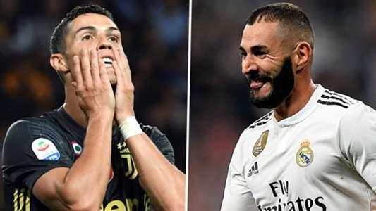 Benzema overtakes Ronaldo as he scores landmark goal for Real Madrid