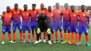 Sunshine Stars line up
