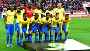 Wydad Casablanca v Mamelodi Sundowns, April 2019