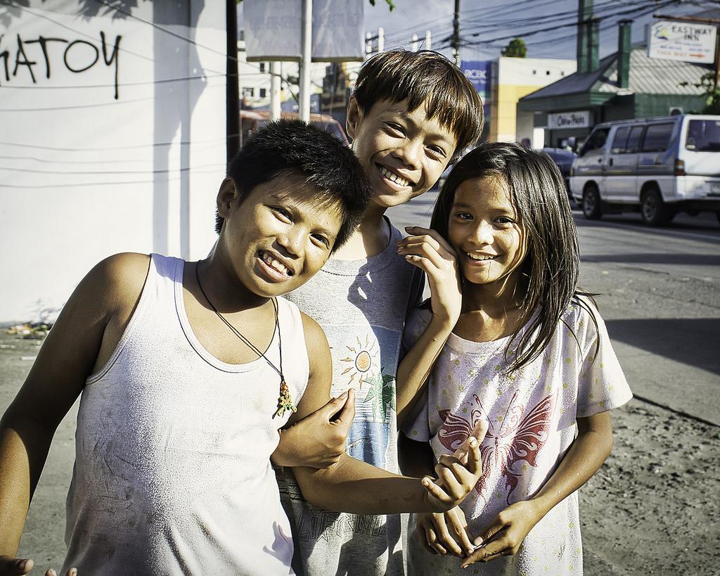 Bacolod children