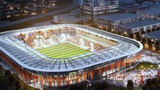 Sacramento Stadium MLS expansion 1