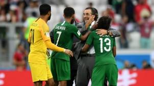 Juan Antonio Pizzi - Arabia Saudita