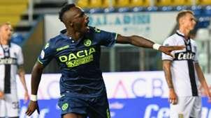 Fofana Parma Udinese Serie A