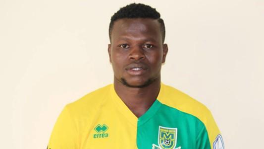 Francis Omondi of Mathare United