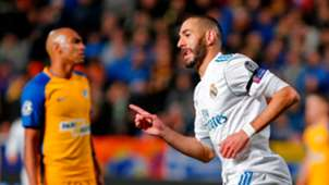 Karim Benzema APOEL Real Madrid UCL 21112017