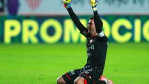 Marcelo Barovero Liga MX Necaxa