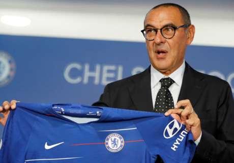 Chelsea, Sarri si presenta: