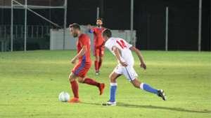 Manuel Arana FC Goa CD Algar Deportivo