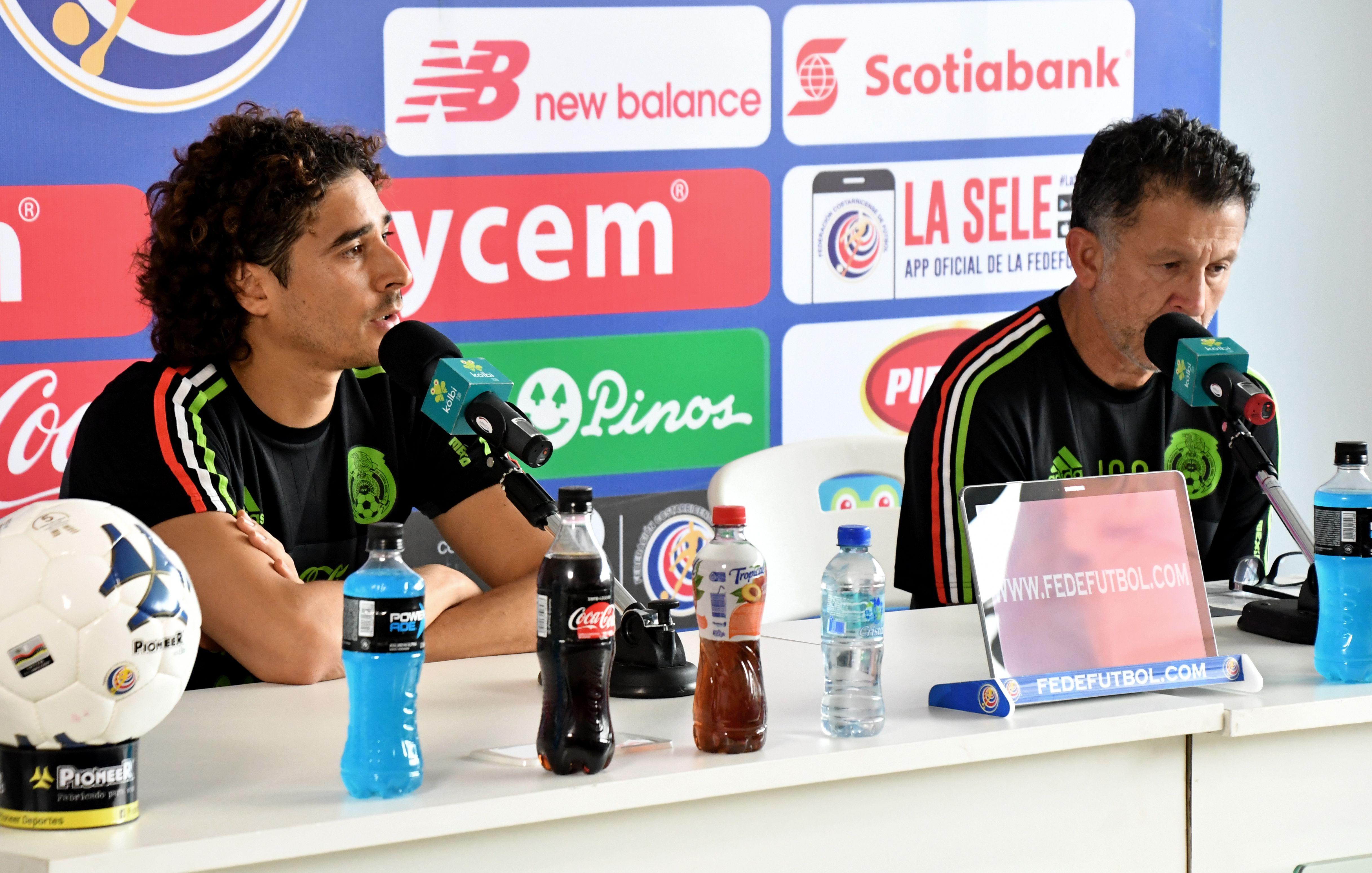 Algún día llegará la posibilidad de dirigir a Colombia: Osorio