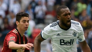 Miguel Almiron Kendall Waston MLS 06032017