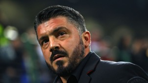 Gennaro Gattuso Milan Betis Europa League