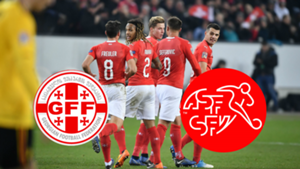 Georgien vs. Schweiz: TV, LIVE-STREAM, Aufstellung, Highlights und Co. - so seht Ihr die Nati live