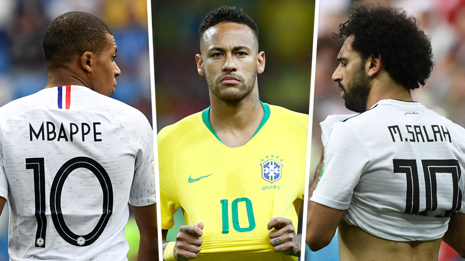 Image result for Neymar, Mbappe & 10 players Real Madrid could sign to replace Ronaldo