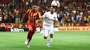 Kayserispor Antalyaspor STSL 08132018