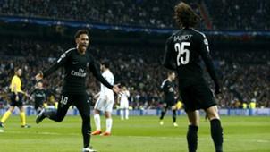 Neymar Rabiot Real Madrid PSG Champions League