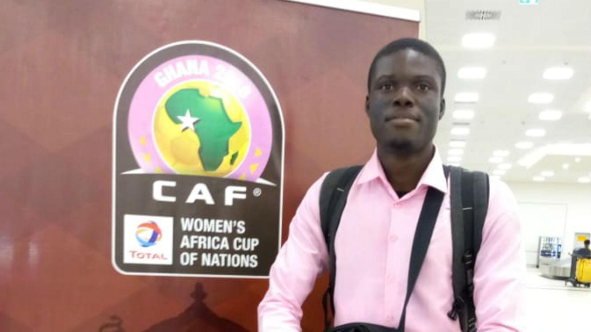 Samuel Ahmadu - Awcon 2018