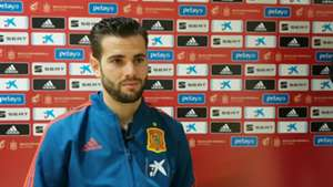 Nacho Interview Spain Real Madrid