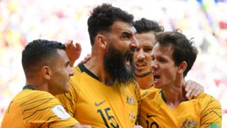 Mile Jedinak Australia 2018 World Cup