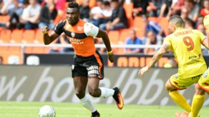 Franklin Wadja Lorient Ligue 2