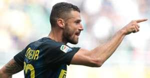 Antonio Candreva, Inter