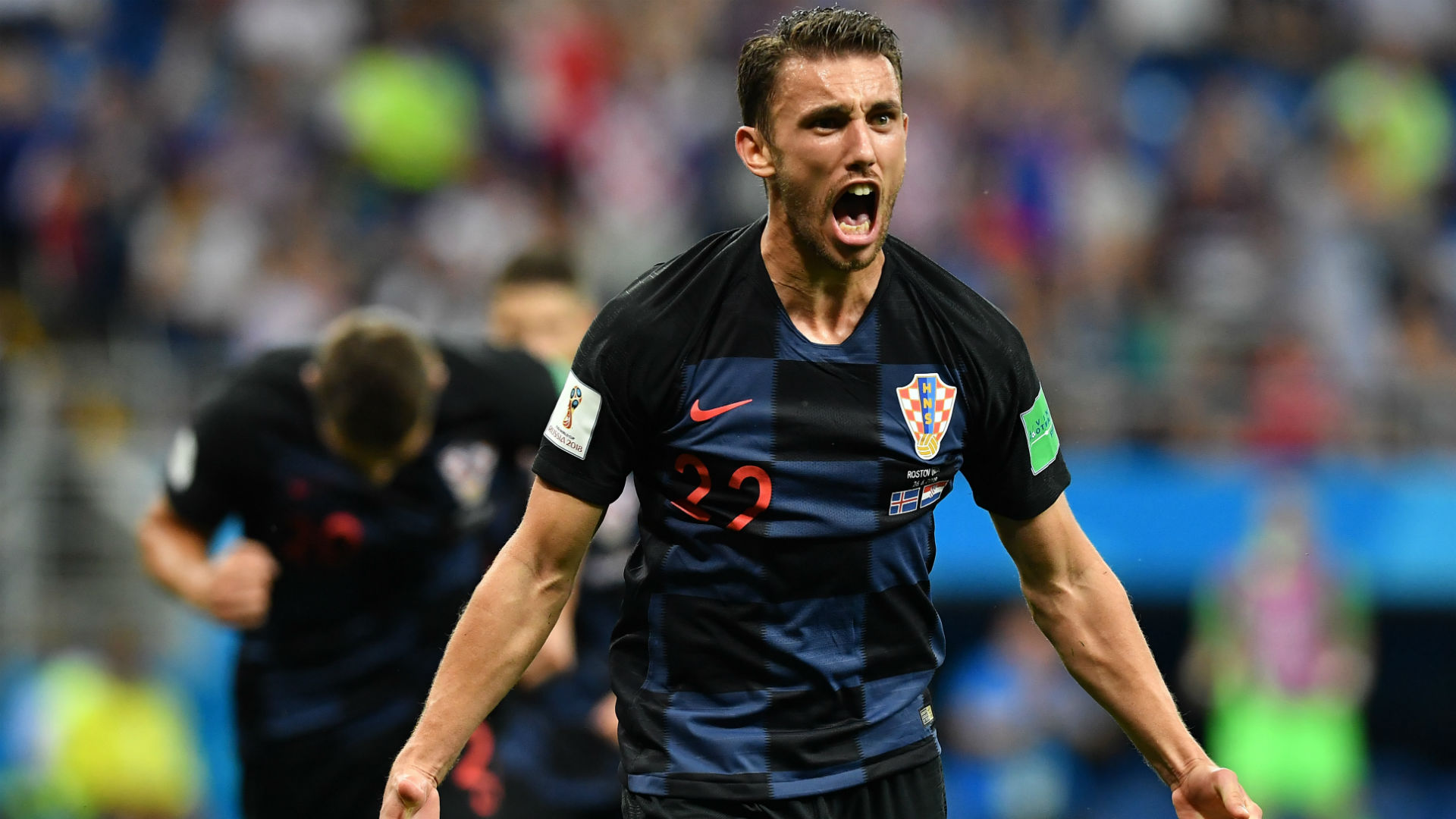 croatia iceland - josip pivaric - world cup - 26062018