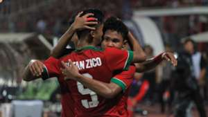 Amiruddin Bagus Kahfi & Sutan Diego Armando Zico - Indonesia U-16
