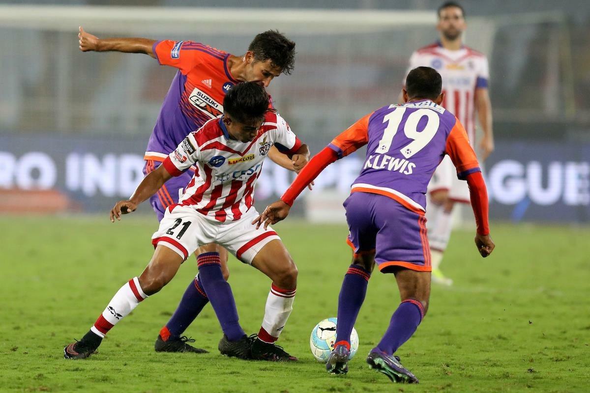 Kean Lewis FC Pune City