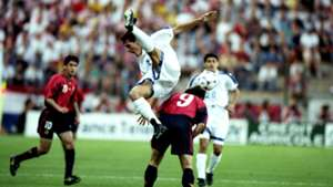 Spain World Cup 1998