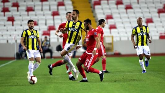 Sivasspor Fenerbahce 102018