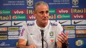 Tite Seleção Brasil 06 09 2018