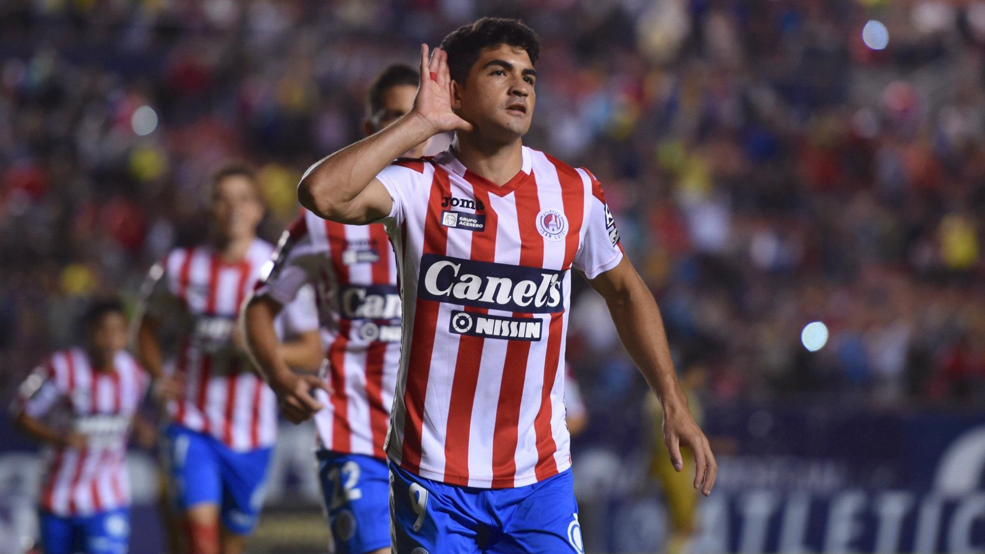 Toluca Atlético San Luis Apertura 2019
