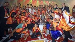 Galatasaray title celebrations 2018