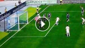 video gol Higuain Juventus Pescara
