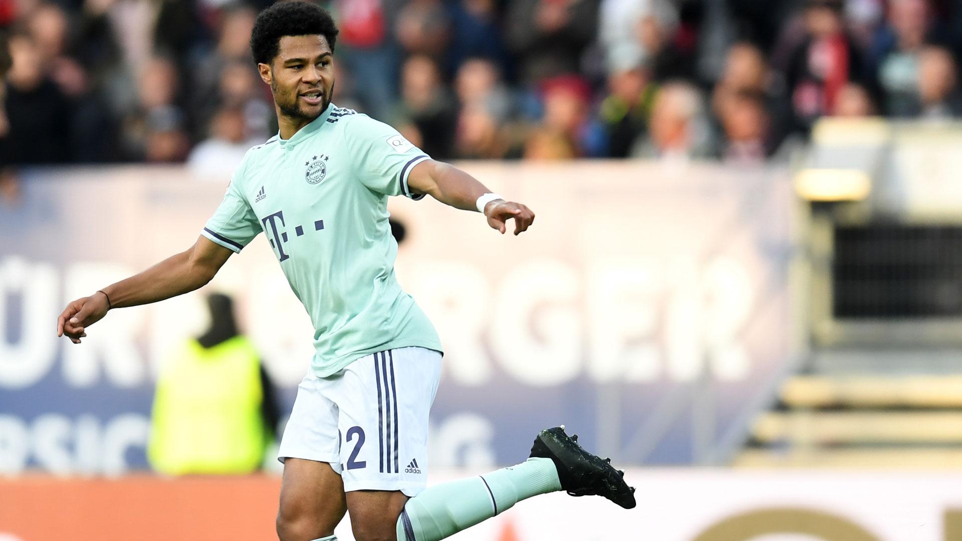 Bayern München Gnabry