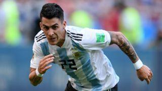 Cristian Pavon Argentina 2018