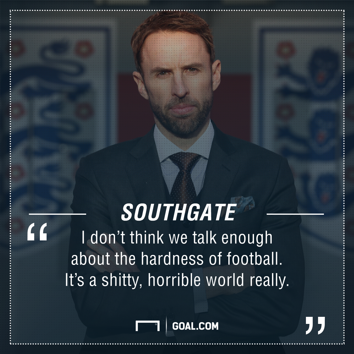GFX Southgate No Hunger in Paradise