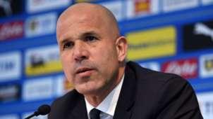 Luigi Di Biagio Argentina Italy press conference 22032018