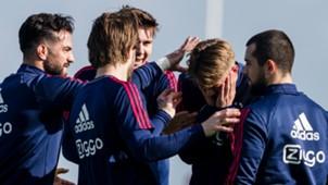 Ajax, Portugal, Eredivisie, 10012018