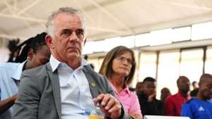Rob Hutting - Kaizer Chiefs technical advisor