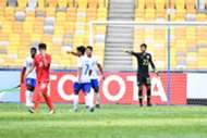 India Iran AFC U-16 U16