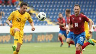 Jamie Maclaren Socceroos