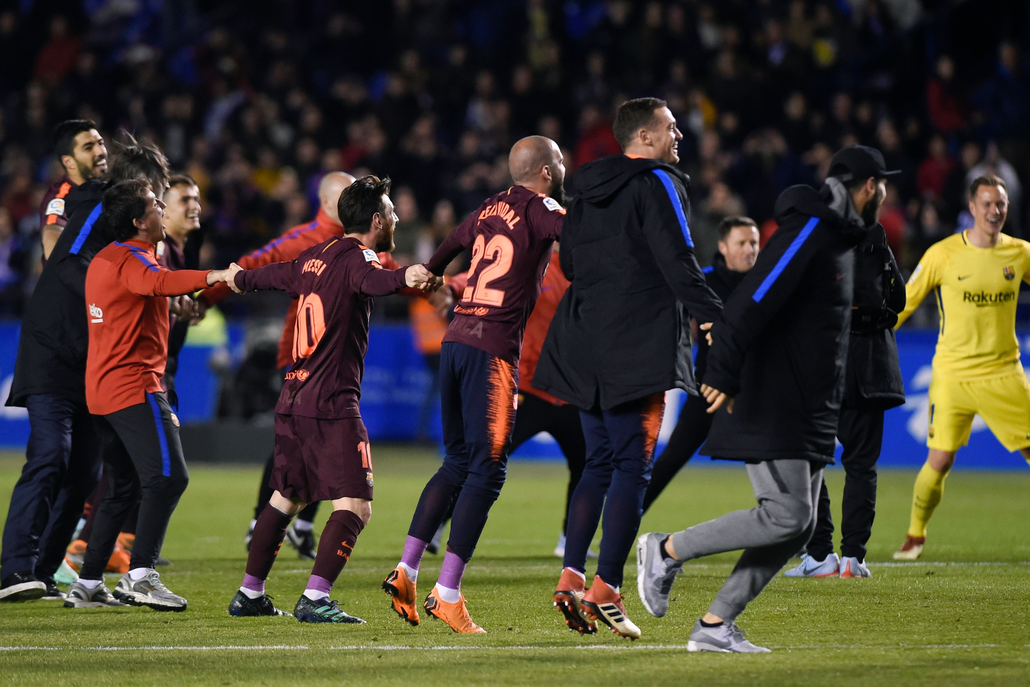 Deportivo Barcelona LaLiga