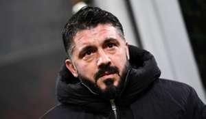 Gattuso Milan Torino