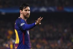 Messi Barcelona Chelsea UEFA Champions League
