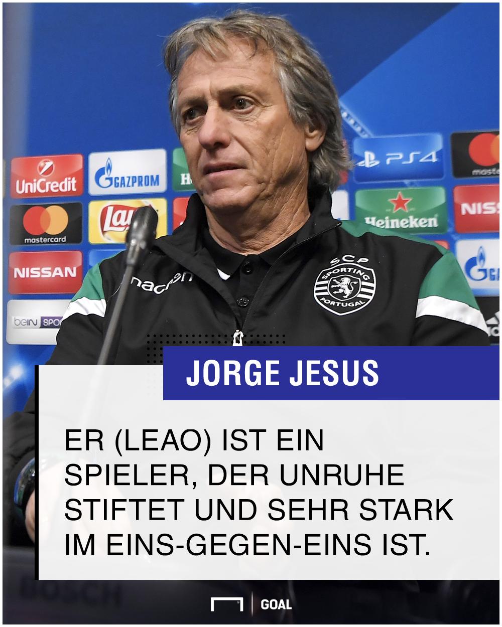 GFX Quote Jorge Jesus