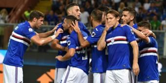 Sampdoria tim cup