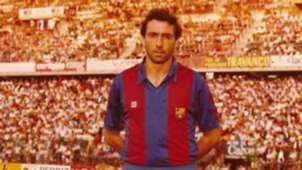 ENRIQUE CASTRO 'QUINI' | 20 goles en 1980-81 y 26 goles en 1981-82