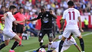 Gael Kakuta Sevilla Deportivo Coruna La Lig