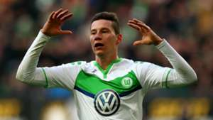 Julian Draxler Wolfsburg 27022016