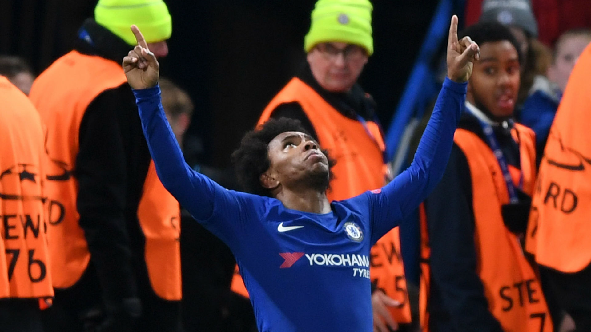 Willian Chelsea Barcelona